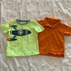 Bundle of Boys Shirts